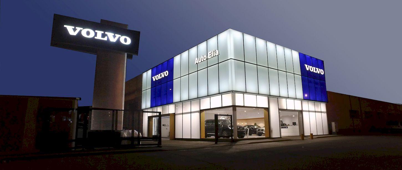 Auto Elia, concesionario oficial Volvo renueva su imagen