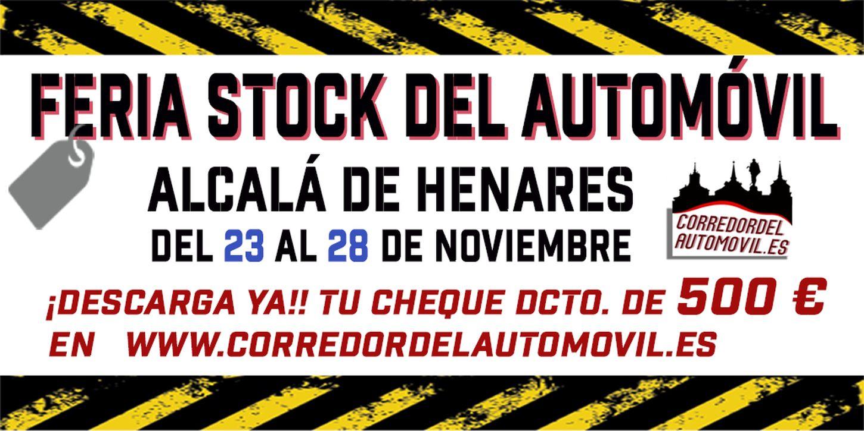 Feria Stock del Automóvil en corredordelautomovil.es