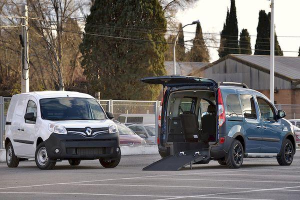 Llega a Alcalá de Henares la Caravana de vehículos adaptados de Renault