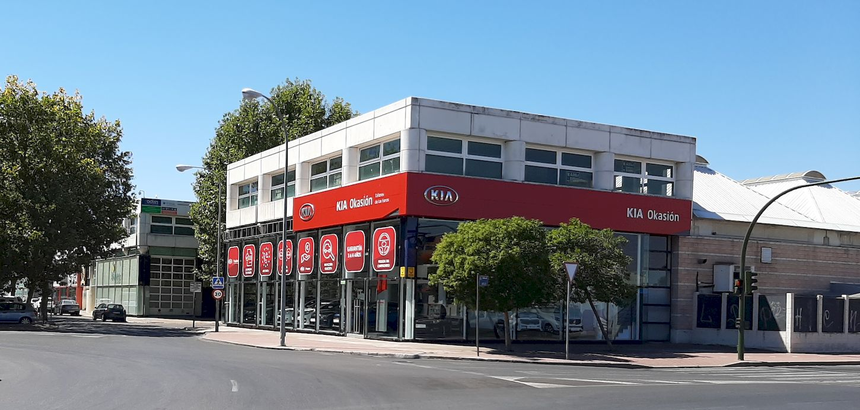 Nueva instalación del Grupo Kia de las Heras en Alcalá de Henares