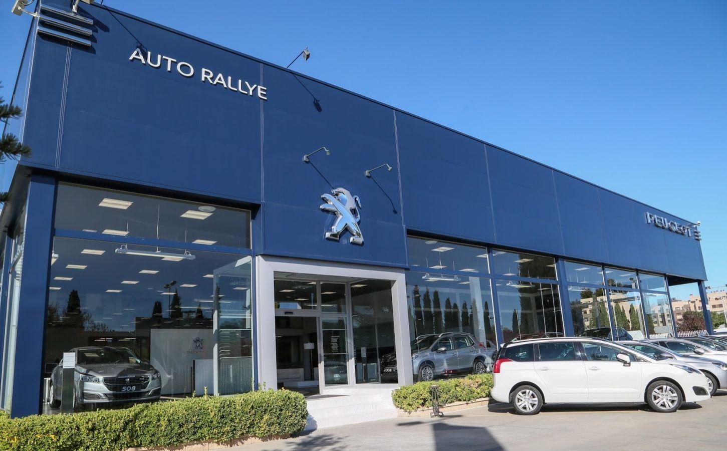 GRUPO AUTO RALLYE - PEUGEOT 1