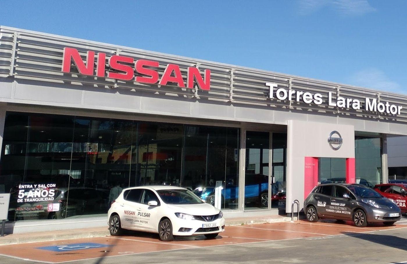 TORRES LARA MOTOR NISSAN 2