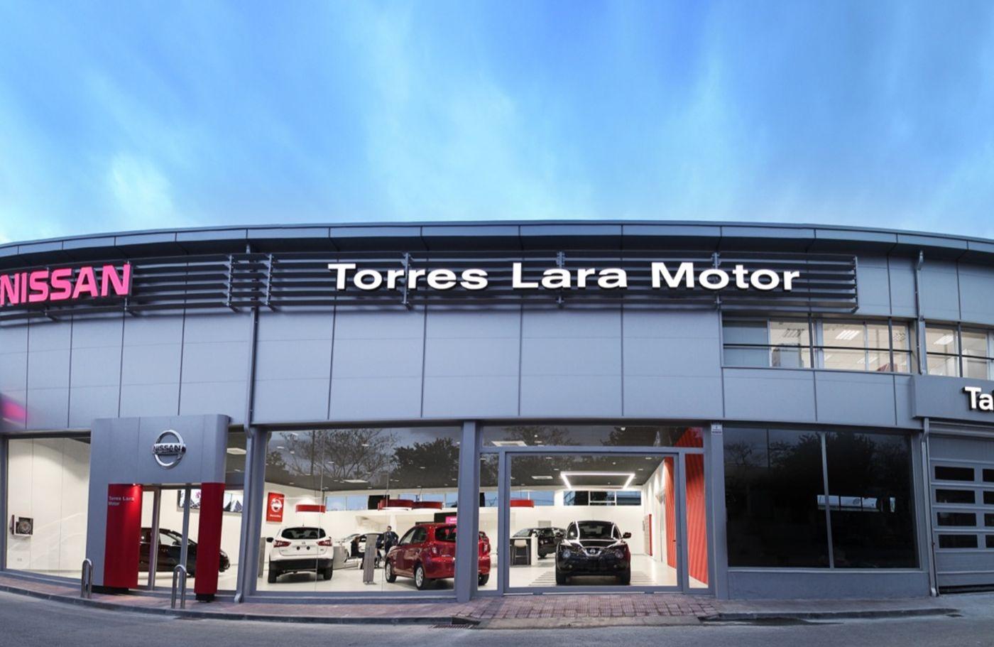 TORRES LARA MOTOR NISSAN 5