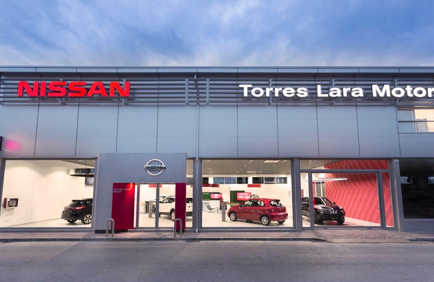 TORRES LARA MOTOR NISSAN 6