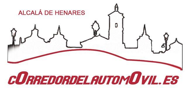 Logo corredor del automovil alcala de henares
